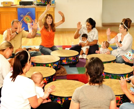 Heartsong Music Music Together Babies Class
