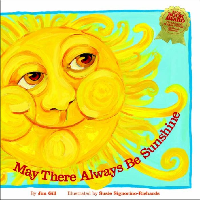 heartsong music may there always be sunshine hardcover book