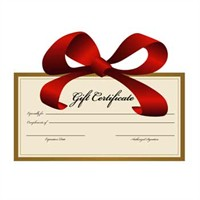 Gift Certificate - (choose amount)